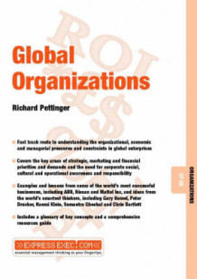 Global Organizations av Richard Pettinger (Heftet)