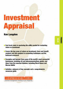 Investment Appraisal av Ken Langdon (Heftet)