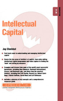 Intellectual Capital av Jay L. Chatzkel (Heftet)