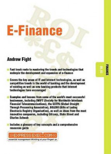 e-Finance av Andrew Fight (Heftet)