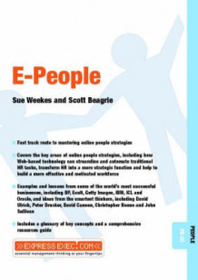 E-People av Sue Weekes og Scott Beagrie (Heftet)