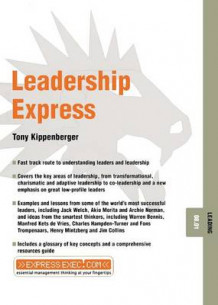 Leadership Express av Tony Kippenberger (Heftet)