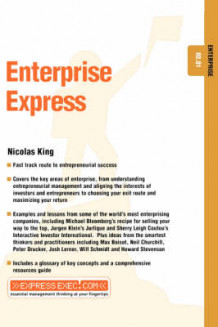 Enterprise Express av Nicolas King (Heftet)