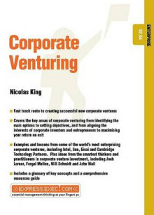 Corporate Venturing av Nicolas King (Heftet)