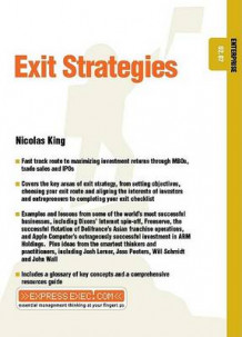 Exit Strategies av Nicolas King (Heftet)