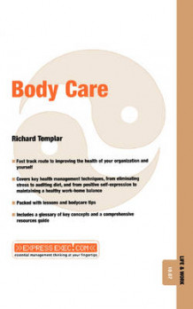 Body Care av Richard Templar (Heftet)