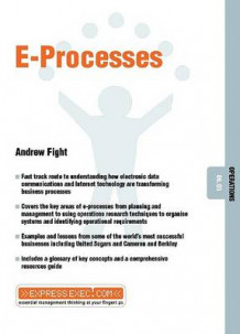 e-Processes av Andrew Fight (Heftet)