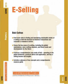 e-Selling av Bob Cotton (Heftet)