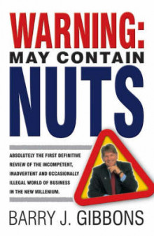 Warning! May Contain Nuts av Barry J. Gibbons (Heftet)