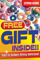 Free Gift Inside! av Stephen Brown (Heftet)