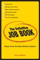 The Definitive Job Book av Anne Watson (Heftet)