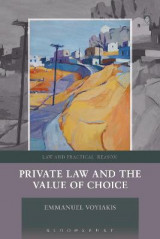 Omslag - Private Law and the Value of Choice