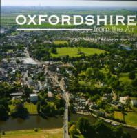 Oxfordshire from the Air av Jason Hawkes (Innbundet)