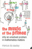 The Music of the Primes av Marcus du Sautoy (Heftet)
