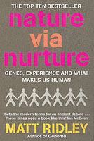 Nature via Nurture av Matt Ridley (Heftet)