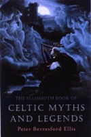 Omslag - The Mammoth Book of Celtic Myths and Legends