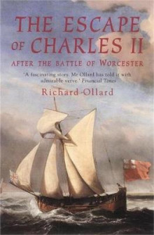 The Escape of Charles II av Richard Lawrence Ollard (Heftet)