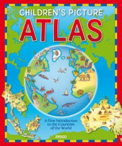 Children's Picture Atlas av Neil Morris (Innbundet)