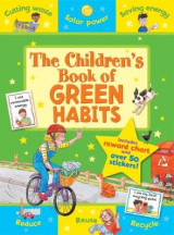 Omslag - The Children's Book of Green Habits