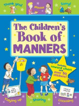 Omslag - The Children's Book of Manners