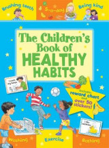 Omslag - The Children's Book of Healthy Habits
