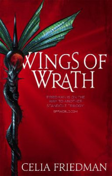 Wings of Wrath av Celia Friedman (Heftet)