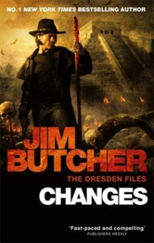 Changes av Jim Butcher (Heftet)