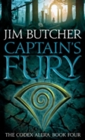 Captain's Fury av Jim Butcher (Heftet)