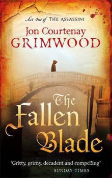 The Fallen Blade av Jon Courtenay Grimwood (Heftet)