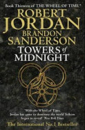 The towers of midnight av Robert Jordan (Innbundet)