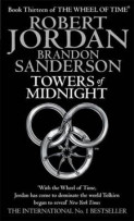 The towers of midnight av Robert Jordan (Heftet)