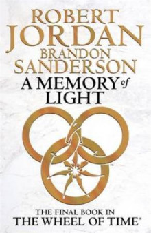 Memory of light av Robert Jordan og Brandon Sanderson (Innbundet)