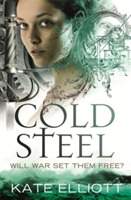 Cold Steel av Kate Elliott (Heftet)