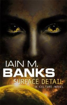 Surface detail av Iain M. Banks (Heftet)