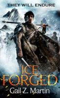 Ice Forged av Gail Z. Martin (Heftet)