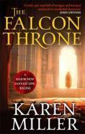 The Falcon Throne av Karen Miller (Heftet)