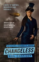 Changeless av Gail Carriger (Heftet)
