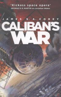 Caliban's War av James S. A. Corey (Heftet)