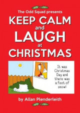 Omslag - Keep Calm and Laugh at Christmas
