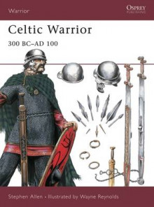 Celtic Warrior av Stephen Allen (Heftet)