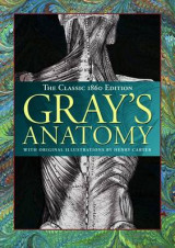 Omslag - Gray's anatomy