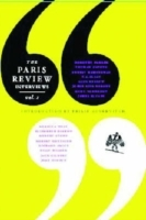 Omslag - The Paris Review Interviews: Vol. 1