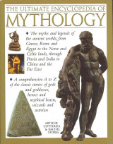 Omslag - The ultimate encyclopedia of mythology