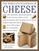 Omslag - World Encyclopedia of Cheese