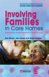 Involving Families in Care Homes av John Keady, Diane Seddon og Bob Woods (Heftet)