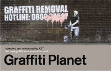 Graffiti planet (Innbundet)