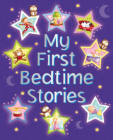 Omslag - My First Bedtime Stories