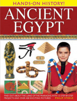 Omslag - Hands-on History! Ancient Egypt