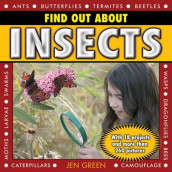 Find Out About Insects av Dr Jen Green (Innbundet)