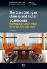 Omslag - The Glass Ceiling in Chinese and Indian Boardrooms